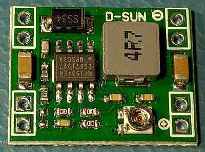 D-SUN regulator