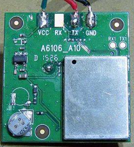 Cheap Chinese GPS module