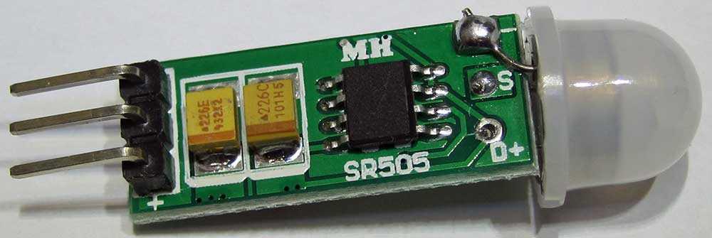 HC-SR505 Mini PIR Module Review.