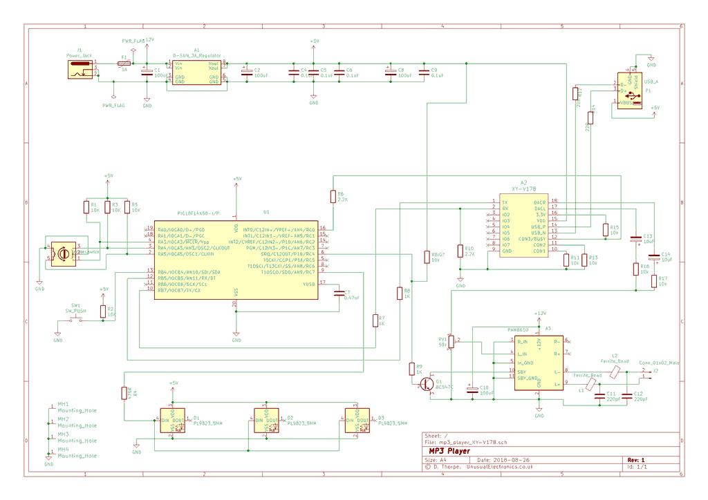 XY-V17B version