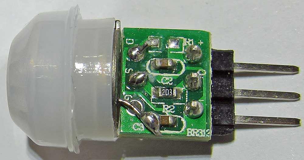AS312 (AM312) Mini PIR module review