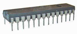 Pre-Programmed Chip