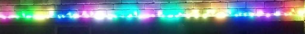 Christmas 2018 LED string